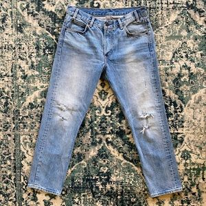 Levi's | 505 Cropped Jeans